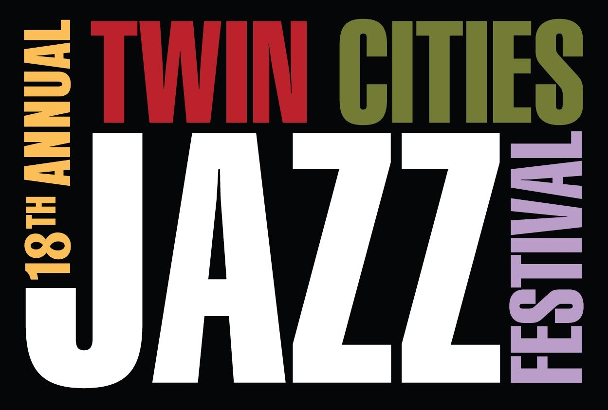 Twin Cities Jazz Festival Small Logo