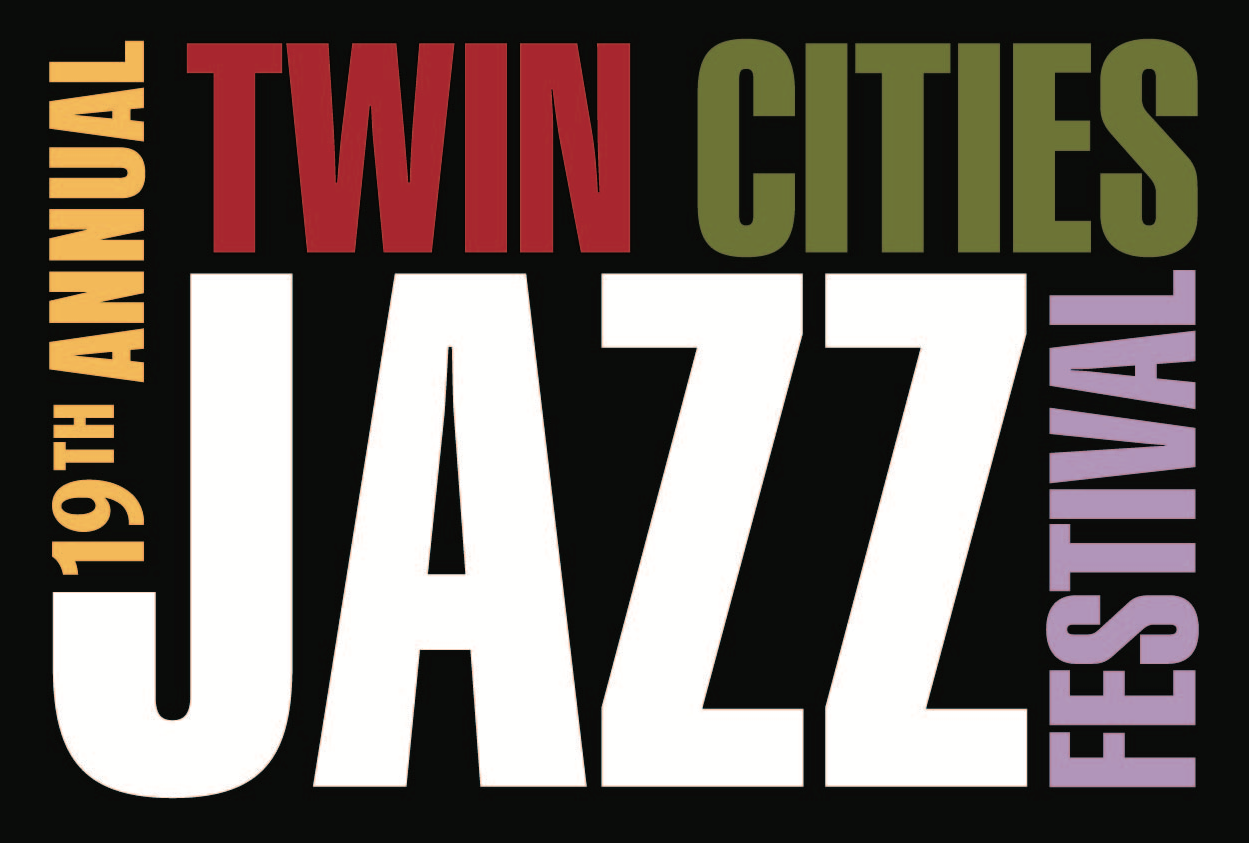 2017 Twin Cities Jazz Festival logo mobile