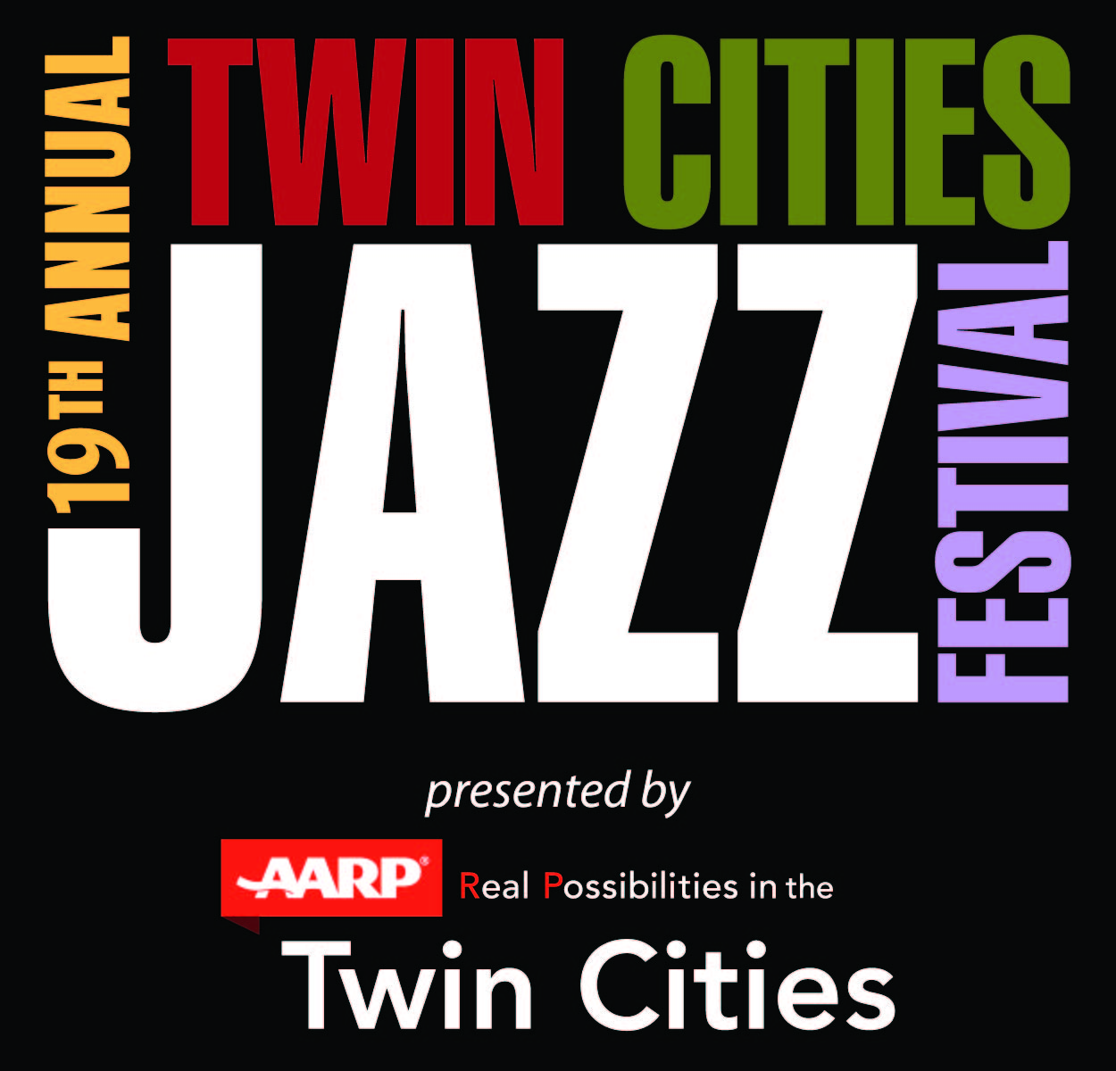 Twin Cities Jazz Festival logo