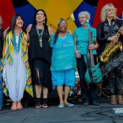 Patty Peterson and Jazz Women All Stars by Andrea Canter