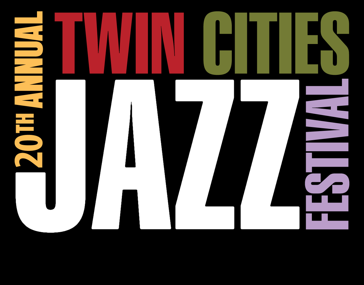 Twin Cities Jazz Logo 2018